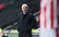 Stoke City have sacked manager Mark Hughes. Picture: @stokecity/Twitter.