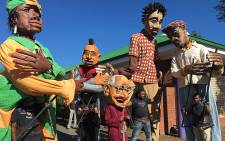 South Africans commemorated Human Rights Day in their districts on 21 March 2016. Picture: Masego Rahlaga/EWN.