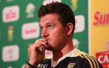 FILE: Former Proteas captain Graeme Smith. Picture: EWN.