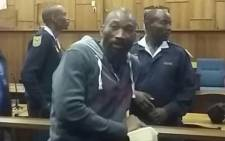 Christian Julies in the Northern Cape High Court on 25 May 2017. Picture: SAPS