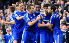 FILE: Chelsea players celebrate. Picture: Official Chelsea Facebook page