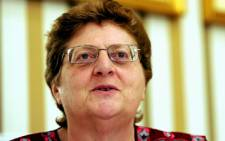 SA Reserve Bank Governor Gill Marcus. Picture: Werner Beukes/SAPA