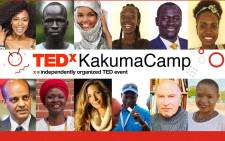 TEDxKakumaCamp. Picture: UNCHR/Twitter