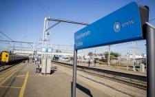 Some train services were suspended at the Elandsfontein railway station after two trains collided near the station in Johannesburg on Thursday morning leaving one person dead and over 100 injured. Picture: Reinart Toerien/EWN.