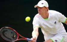 South African tennis player Kevin Anderson. Picture: EWN Sport