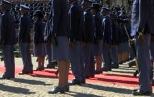 FILE: 76 police officers killed in the line of duty were honoured at an annual police memorial in Pretoria. Picture: Reinart Toerien/EWN