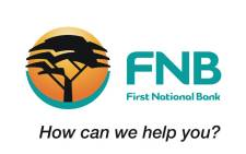 FILE: First National Bank (FNB) logo.Picture: Supplied.
