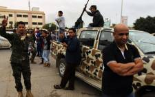 FILE: Haftar's forces made substantial gains earlier this year, but fighting on the edges of the city has continued. Picture: AFP.