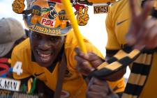 file: The Glamour Boys' biggest fans dance and whoop outside the Cape Town Stadium. Picture: EWN.