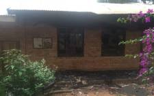 FILE: Vhudzani Secondary School was one of 17 schools which were torched by the Vuwani community. Picture: Kgothatso Mogale/EWN.