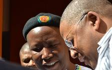 Expelled ANCYL leader Julius Malema