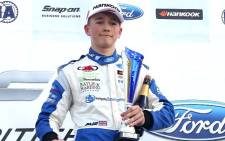 FILE: British Formula Four driver Billy Monger. Picture: facebook.com