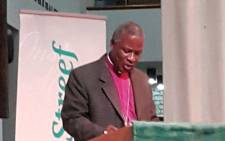 Anglican Archbishop Thabo Makgoba. Picture: Facebook
