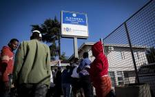 A patient was stabbed to death at the Alexandria Clinic, Johannesburg. Picture: Sethembiso Zulu/EWN