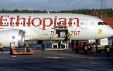 FILE: Ethiopian Airlines hopes a decision to open up intra-African aviation routes will be fully implemented in 2015. Picture: EPA.