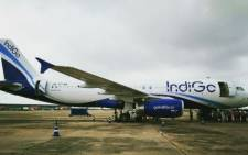 India's biggest airline IndiGo. Picture: Twitter/@IndiGo6E