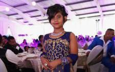 Nine-year-old Sadia Sukhraj. Picture: Supplied