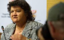 Public Enterprises Minister Lynne Brown. Picture: GCIS.