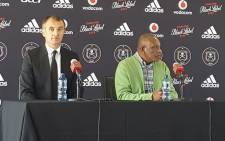 Milutin Sredojevic unveiled as Orlando Pirates coach on 3 August 2017. Picture: EWN Sport