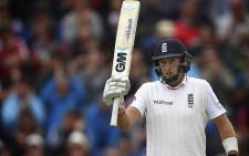 Joe Root plundered a superb century to defy Australia as England recovered from a poor start to post 343 for seven on the first day of the first Ashes test on 8 July 2015. Picture: Facebook.""