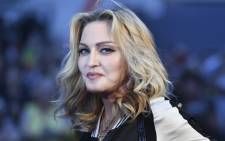 FILE: Madonna. Picture: AFP
