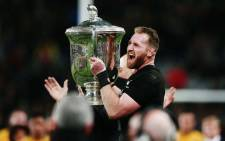 The third Bledisloe Cup match between New Zealand and Australia this year will be played in Japan. Picture: @AllBlacks/Twitter