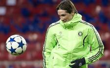 Chelsea's Fernando Torres scored two out of three goals during a Premier League macth at Sunderland on 8 December 2012. Picture: AFP