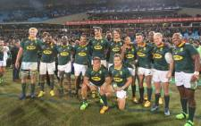 The Springboks beat France 37-14 to open their season with an impressive win at Loftus Versveld. Picture: Twitter/@Springboks.