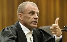 FILE: State prosecutor Gerrie Nel. Picture: Pool.