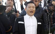 South Korean rapper Park Jae-Sang also known as Psy. Picture: AFP