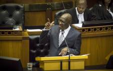 Deputy Minister of Department of Agriculture, Forestry and Fisheries Bheki Cele. Picture: Thomas Holder/EWN.