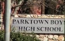 Parktown Boys' High School. Picture: EWN