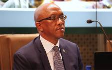 Auditor General Kimi Makwetu. Picture: Christa Eybers/EWN