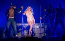 Mariah Carey has wrapped up the South African leg of her Sweet Sweet Fantasy tour at the Ticket Pro Dome on 2 May 2016. Picture: Supplied
