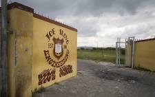 The entrance to Joe Slovo High School in Khayelitsha. Picture: Aletta Harrison/EWN.