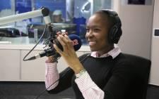 African Bank CEO Basani Maluleke. Picture: Radio 702.