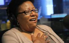 South Africa's empress of song Sibongile Khumalo