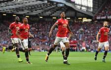 Manchester United stayed patient to beat Leicester City 2-0 and move two points clear at the top of the Premier League on 26 August 2017. Picture: Facebook.