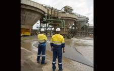 FILE: Rio Tinto's Richards Bay Minerals operation. Picture: riotinto.com