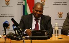 Cooperative Governance and Traditional Affairs Minister Zweli Mkhize. Picture: Cindy Archillies/EWN
