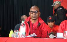 First Deputy General Secretary of the South African Communist Party (SACP) Solly Mapaila. Picture: @SACP1921.