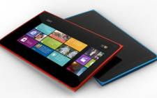 FILE: Nokia Lumia tablet. Picture: Supplied