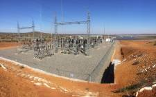 The Jasper and Lesidi solar energy plants in the Northern Cape. Picture: Xolani Koyana/EWN.