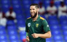 South African bowler Wayne Parnell. Picture: AFP