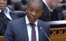 DA Parliamentary Leader Mmusi Maimane. Picture: YouTube