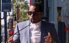A screenshot of music mogul Sean Combs. Picture: CNN