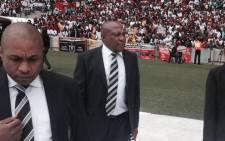 FILE: Former Bafana Bafana coach Shakes Mashaba. Picture: Marc Lewis/EWN.
