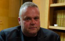 Czech businessman Radovan Krejcir speaks exclusively to EWN's Mandy Wiener. Picture: Christa van der Walt/EWN.