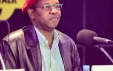 Dali Mpofu. Picture: Radio 702.