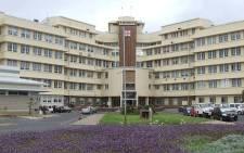 FILE: The Red Cross War Memorial Children's Hospital. Picture: childrenshospitaltrust.org.za
